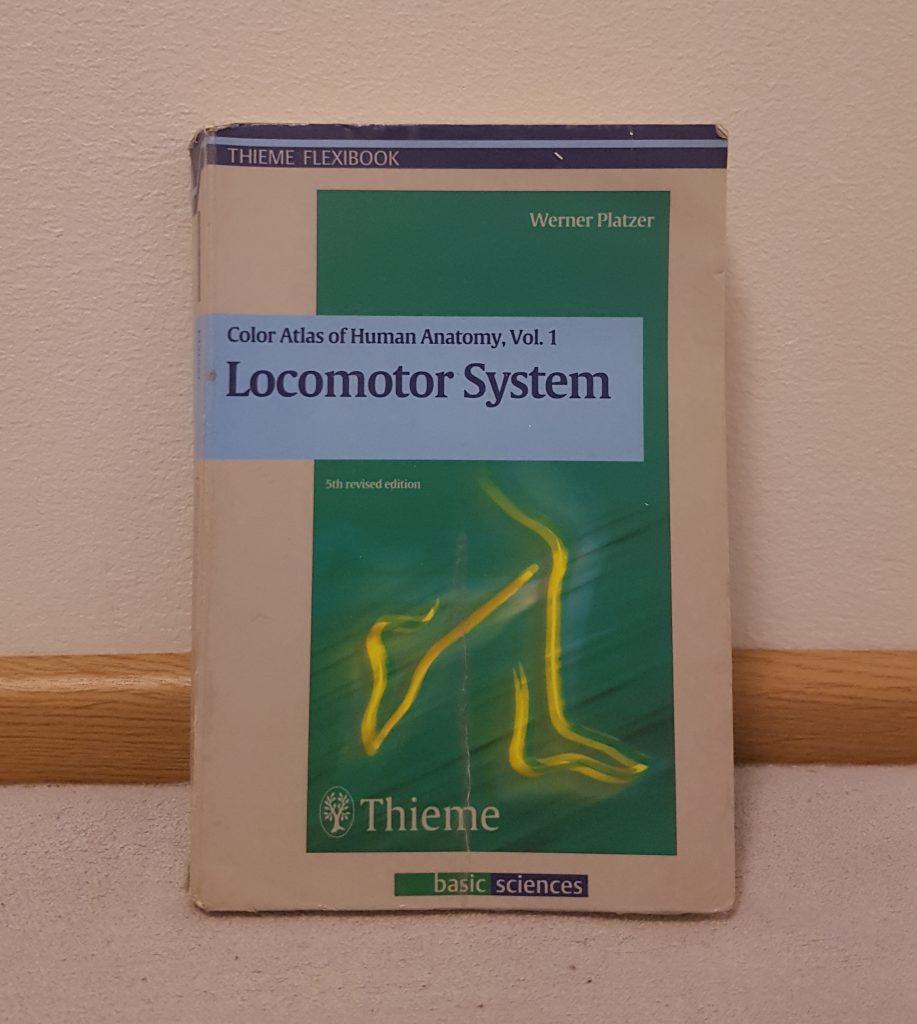 Paras anatomian kirja toiminnallisen anatomian opiskeluun.