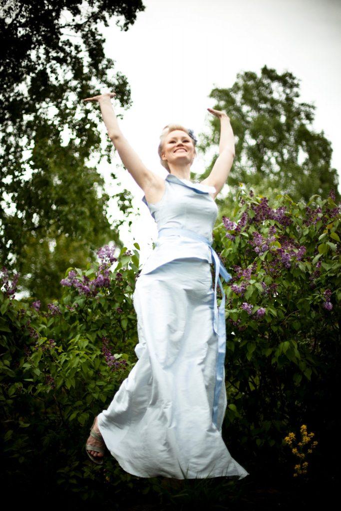 valmistuin osteopaatiksi 27.5.2011